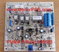 DIRECT SALE of PUMA Modulation PCB for Permanent Pilot version 21/18867 or 929685