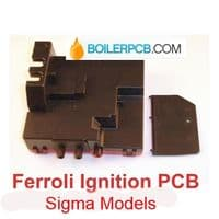 Sigma Models 806659 39810870 39808380 Ignition Sequence PCB