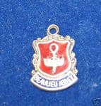 THIS IS A BEAUTIFUL BEAULIEU ABBY SOLID SILVER CHARM