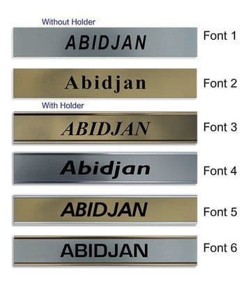 Addis Ababa Clock Name Plate |World Time Zone City Wall clocks Sign custom Plaque