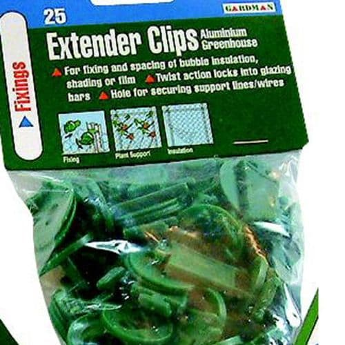 Alliplug Greenhouse Extender Clip