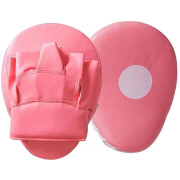 Boxing Focus Pads Pink
