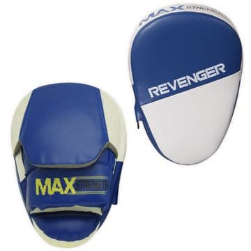 Focus mitts mma in Blue & White Colour