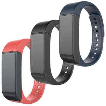 SW01 I5 Plus Smart Bracelet Fitness tracker Waterproof works with iOS and Android