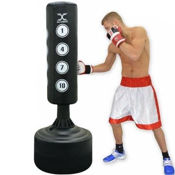 T103/D 6FT Boxing  Freestanding Punchbag
