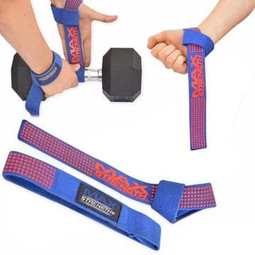 Weight Lifting Gel Padded Bar Straps Wraps