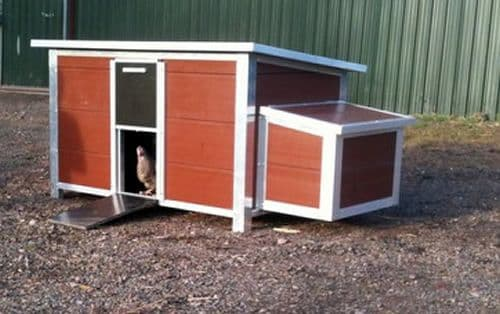 Thermo Plastic Chicken coop