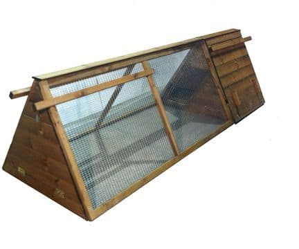 Wood Chicken  Coops and Runs