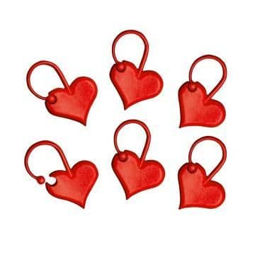 addiLove Stitch Marker (set of 6)
