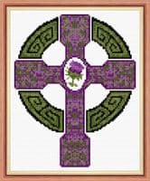 Celtic Designs - Scottish Cross Stitch Kits