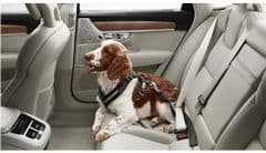 Genuine Volvo Dog Harness (Size: Medium 15-30kg)