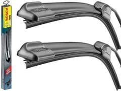 Bosch Aero (Aerotwin) Windscreen Wiper Blades Aston Martin Virage Coupe (11-12)
