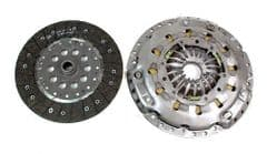 Genuine Volvo C70 Coupe (98-02) Clutch Kit
