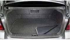 Genuine Volvo S60 (11-) Textile Reversible Luggage Compartment Mat