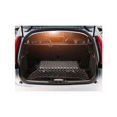 Genuine Volvo S80 (-06) Cargo Compartment Load Securing Net (Colour: Light Grey)