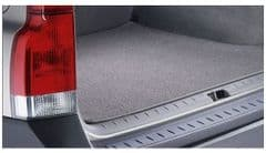 Genuine Volvo V60, V60 CC Textile Reversable Cargo Mat (Colour: Offblack)