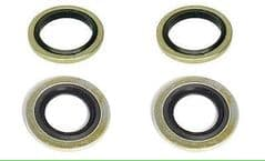 Saab Fuel Filter Seal Kit (See Description for Fitments)