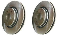 Volvo 850, S70, V70 (97-00) C70 (-05) (302mm) Front Brake Discs (Pair)