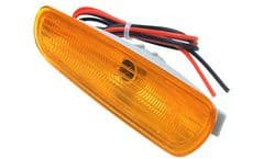 Volvo S40, V40 (96-00) Orange Side Marker Lamp / Light (Left Front / Right Rear)
