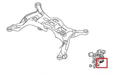 Volvo S60 (00-09) Rear Member and Carrier Bush (9492181)