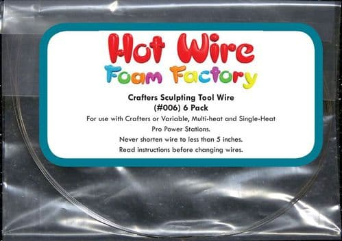006 - Six Crafters Sculpting Tool Wires