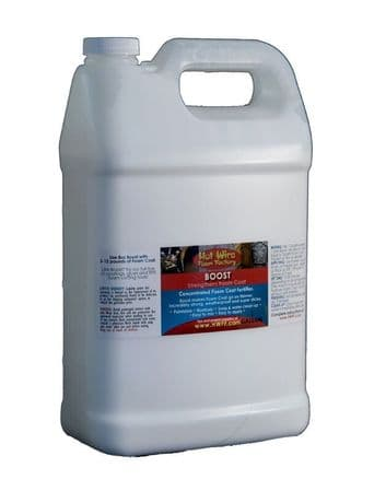 Hot Wire Foam Factory Boost Concentrated Foam Coat Fortifier, 1 Gallon