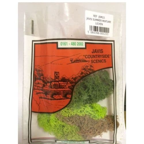 Javis SUMMER  MIX  Lichen JSMLS Model Railway Modelling Wargame