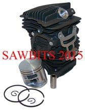 COMPATIBLE STIHL MS181 MS181C CYLINDER AND PISTON ASSEMBLY 38MM