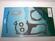 HUSQVARNA 357 357XP 359 GASKET SET COMPLETE WITH CRANKSHAFT SEALS NEW