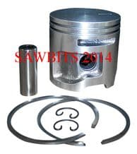 HUSQVARNA 575 575XP PISTON ASSEMBLY 51MM NEW  537 32 85 02