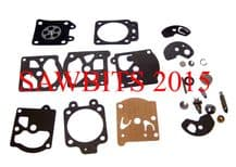 STIHL 020AV 020T  MS200  CARB KIT ONLY SUITABLE FOR WALBRO CARBURETTORS
