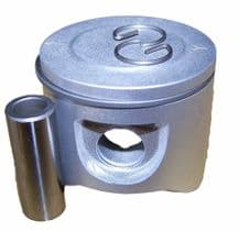 VEC COMPATIBLE HUSQVARNA 357 HIGH COMPRESSION POP UP PISTON (46MM)