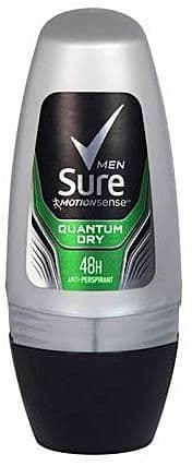 Mens Sure Anti-Perspirant Roll On