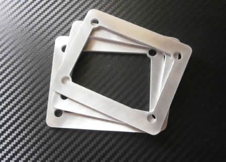 Cagive Mito 125 Reed block spacer kit (also fits Planet & Supercity)