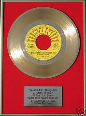 JERRY LEE LEWIS -Gold 7