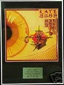 KATE BUSH - The Kick Inside -  Framed LP Cover