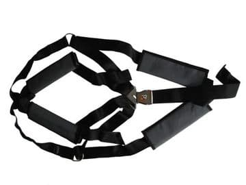 BloKart 5-Point Disabled Harness Complete