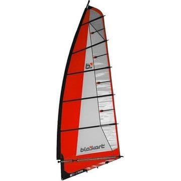 BloKart Sail Complete 5.5m Red