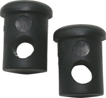 BloKart Foot Bar End Plugs