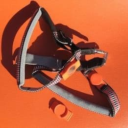 Paramania Paragliders Spare magnetic poppers orange (new type)