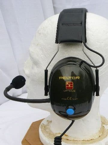 UKPPG DELUXE PMR Paramotor Optime 2 Headset (PMR & 2 Meter Radios Only)