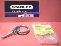 STANLEY. Hitching Post Lag screw. ZINC.HEAVY DUTY.12-0089