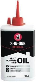 3in1 General Purpose Handy Oil, Car, Home & Cycle Light Oil. 100ml. 44230