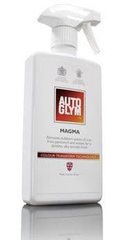 Autoglym Magma Iron Fallout Remover Turns Red For Bodywork & Wheels Etc. 500ml.