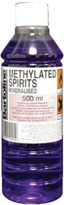 Bartoline Mineralised Methylated Spirits, 500ml