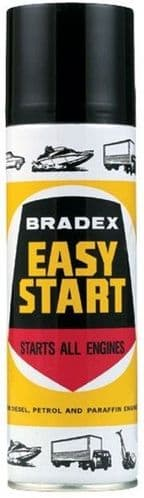 Bradex Easy Start, Starts All Engines 300ml. BES1A