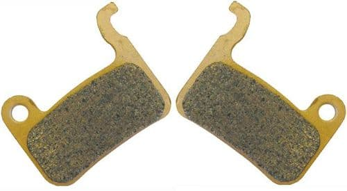 Clarks Brake Disc Pads. Suitable For Shimano XTR  BR-M965, Organic, CDP08