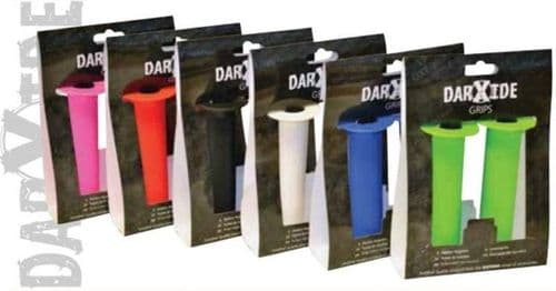Darxide Handlebar Grips. 5 Colours Available