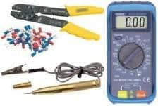 Electrical Testers & Crimping Tools