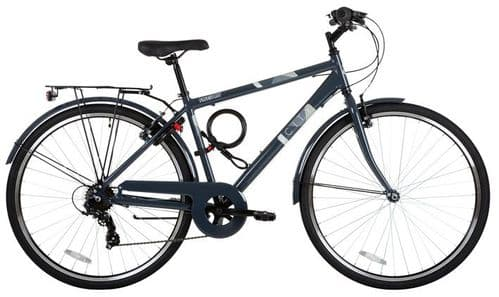 Freespirit City 700c Fully Equipped Bike. 2 Frame Sizes Available